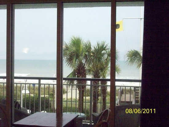 Hampton Inn & Suites Myrtle Beach/Oceanfront: relaxing