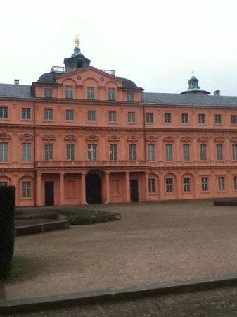 Rastatt, Γερμανία:                                     Schloss