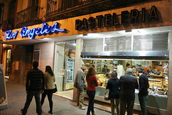 Cafeteria Pasteleria los Angeles