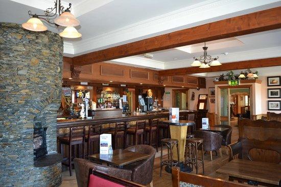 Caisleain Oir Hotel: Hotel Bar
