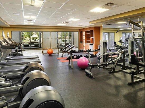 Ameristar Casino St. Charles: Fitness Room