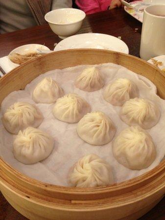 Din Tai Fung (Tienmu) : 小籠包