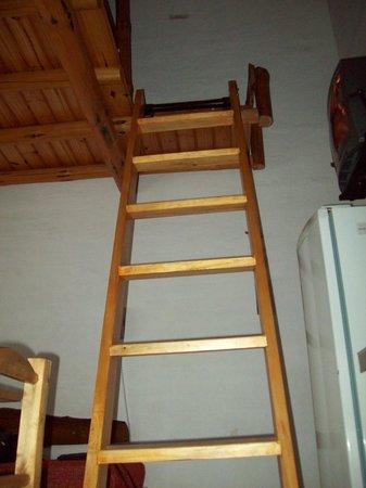 Foto de villa maria florales san rafael escalera para for Como hacer una escalera para entrepiso
