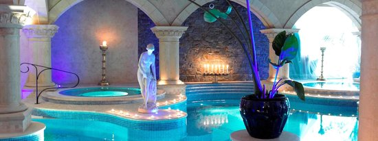 Muckross Park Hotel & Spa: Spa Pool