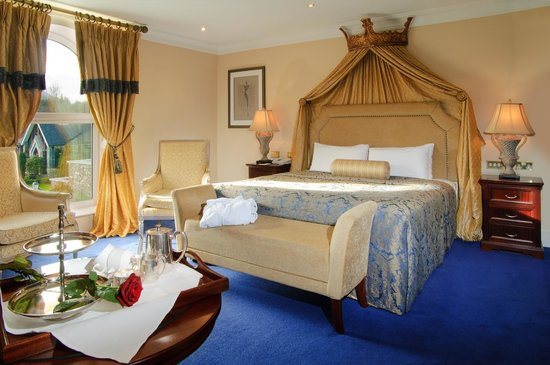 Muckross Park Hotel & Spa: King Double Deluxe