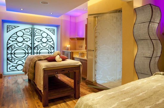 Muckross Park Hotel & Spa: Spa treatment room