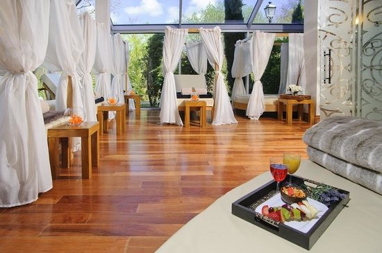 Muckross Park Hotel & Spa: Spa Relaxation Room