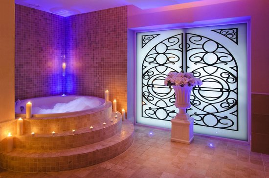 سبا وفندق ماكروس بارك: Spa Room