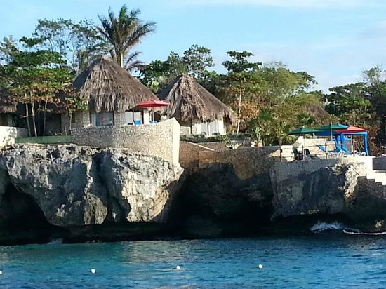Couples Negril:                   The caves