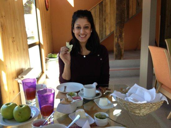 Ilaia Hotel: Delicious Breakfast