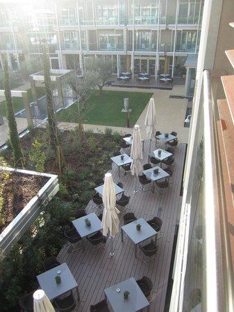 Aqualux Hotel Spa & Suite Bardolino: Vista dalla camera