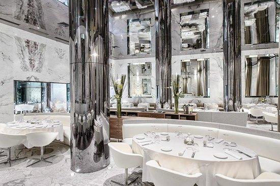 Le 25 casablanca restaurant reviews phone number for Architecture de la maison blanche