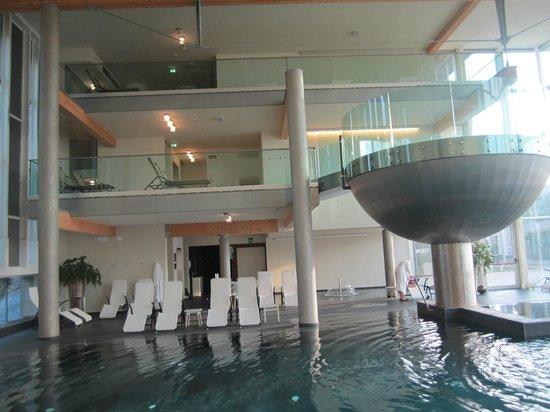 Aqualux Hotel Spa & Suite Bardolino: Centro Spa