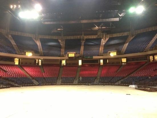 Parking Decks - Picture of Birmingham-Jefferson Convention ...