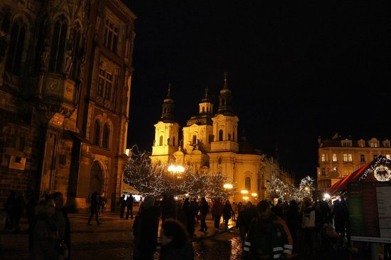 Boscolo Prague, Autograph Collection: Old Town Square