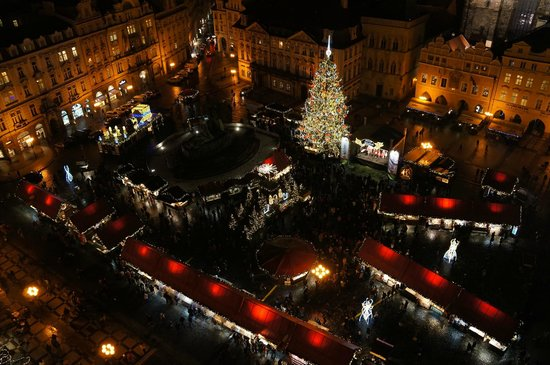 Boscolo Prague, Autograph Collection: Christmas markets in the Old Town Square