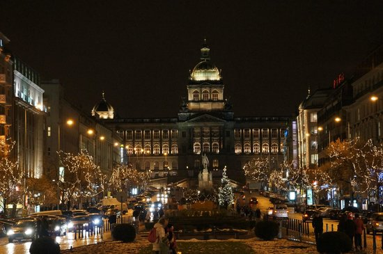 Boscolo Prague, Autograph Collection: Wenceslas Square