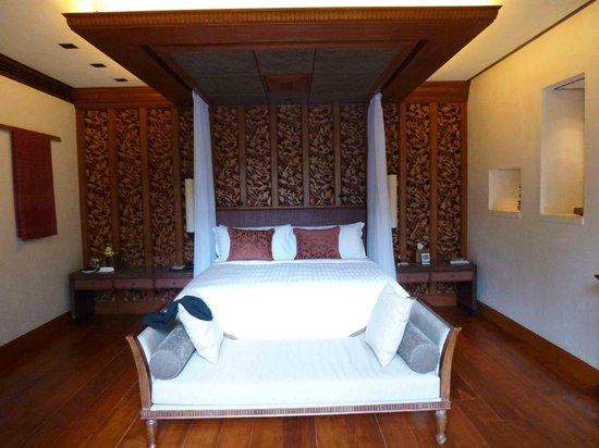 Four Seasons Resort Bali at Sayan: Sleeping-Room