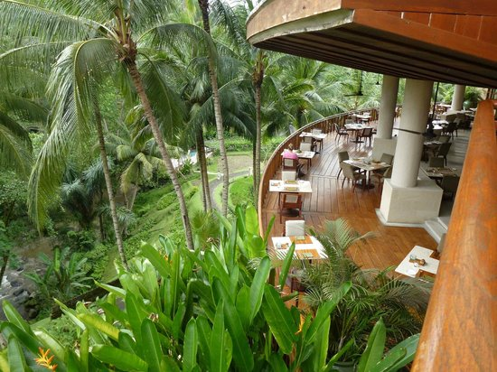 Four Seasons Resort Bali at Sayan: Dining