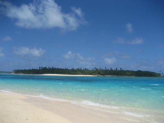 Foa Island, Sandy Beach Resort, Tonga