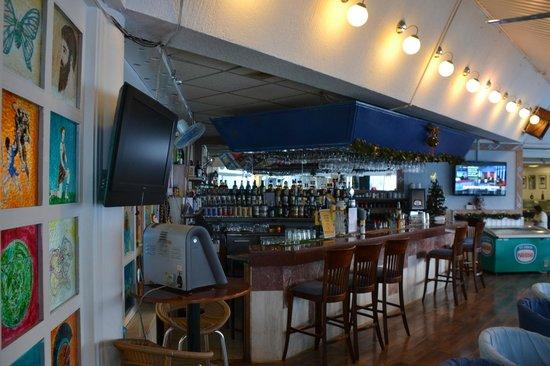 Nereus Hotel: Bar