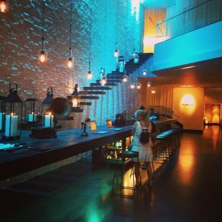 Pullman Bangkok Hotel G: Lobby