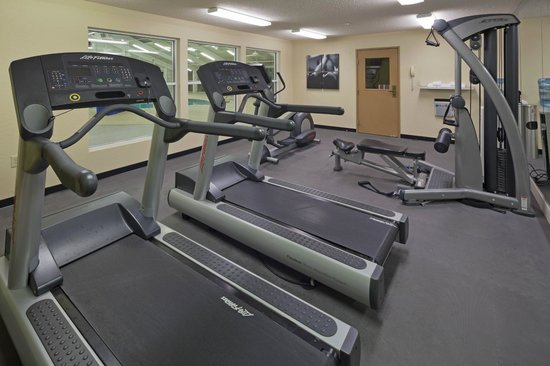 Country Inn & Suites By Carlson, Montgomery East: Fitness Center