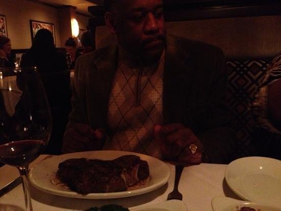 Ruth's Chris Steak House:                   T-Bone