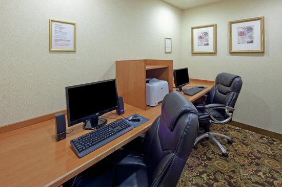 Country Inn & Suites by Radisson, Montgomery East, AL: Business Center