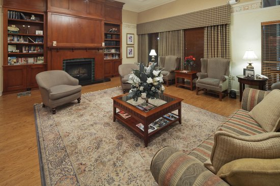 Country Inn & Suites by Radisson, Montgomery East, AL: Reception