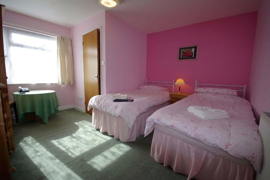 Sandhill Hotel: Twin Room