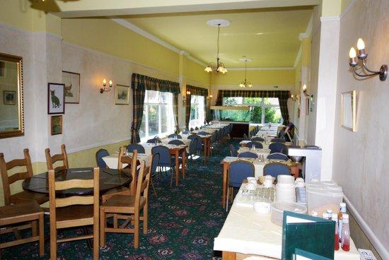 Sandhill Hotel: Restaurant