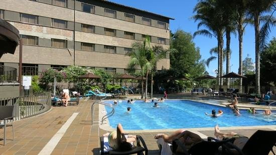 Movich Las Lomas Hotel: hotel pool
