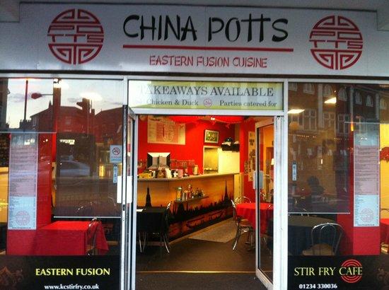 China Potts: Chinese food like your mum used to make (if she's Chinese!)
