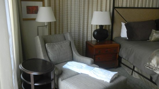 Mokara Hotel and Spa: Chambre suite 272