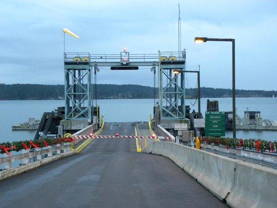 Washington State Ferries To Victoria Island