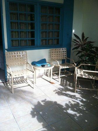 Island Beachcomber Hotel: Room 105
