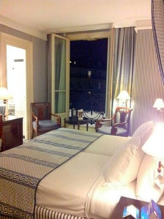 Le Dokhan's, a Tribute Portfolio Hotel: Twin room with balcony