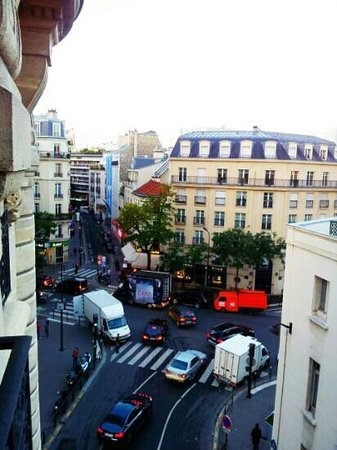 Le Dokhan's, a Tribute Portfolio Hotel: View from one of the balconies