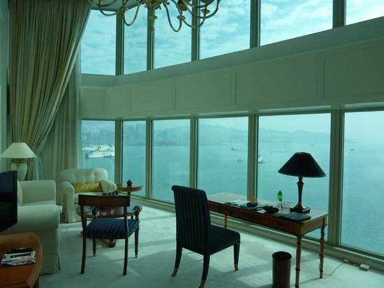 ‪‪Harbour Grand Kowloon‬: Bedroom View‬