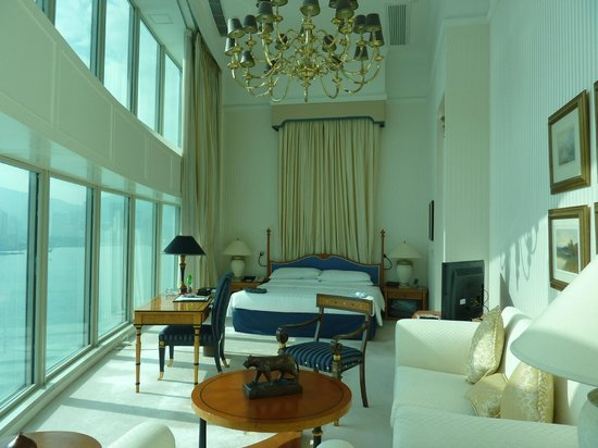 Harbour Grand Kowloon: Bedroom