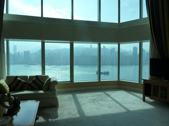 ‪‪Harbour Grand Kowloon‬: Lounge View‬