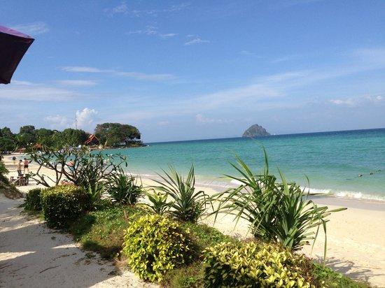 P.P. Erawan Palms Resort: tolle Aussichten