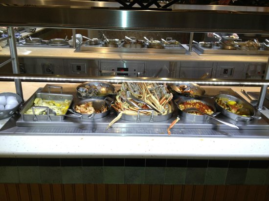 Village Seafood Buffet #2