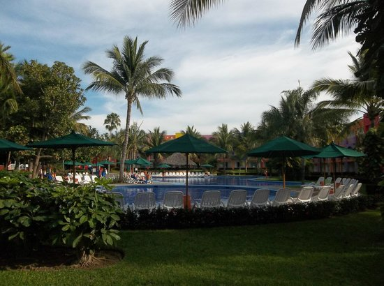 Royal Decameron Complex:                   one of the pools