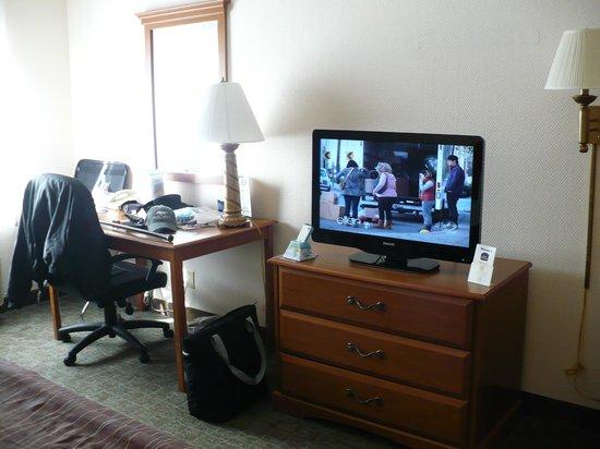 BEST WESTERN Ocala Park Centre:                   Flat screen TV