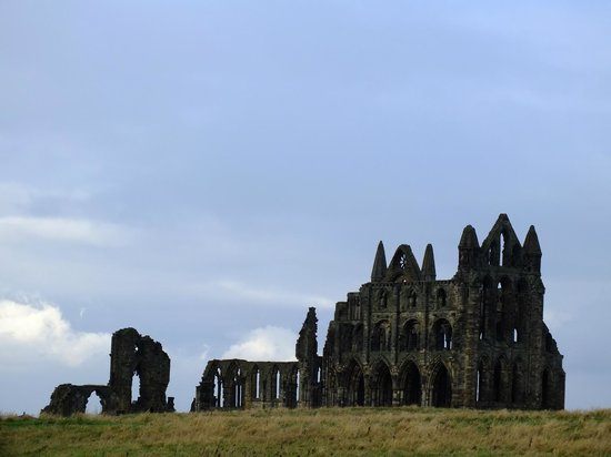 Cliffemount Hotel:                   Whitby Abbey