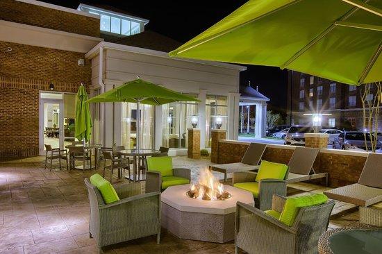 Hilton Garden Inn Raleigh-Cary: Fire Pit