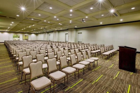 Hilton Garden Inn Raleigh-Cary: Bradford Ballroom; Meeting Room Setup