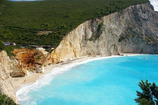 Vassiliki Bay Villas: PORTO KATSIKI.....BEACH NEAR VILLA